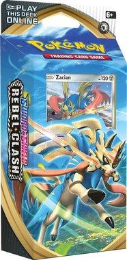 Pokémon: Sword & Shield - Rebel Clash - Theme Deck (Starter Zacian)