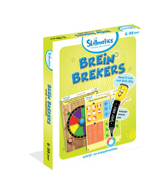 Skillmatics: Brein Brekers (6+)