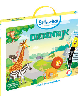 Skillmatics: Dierenrijk (6+)