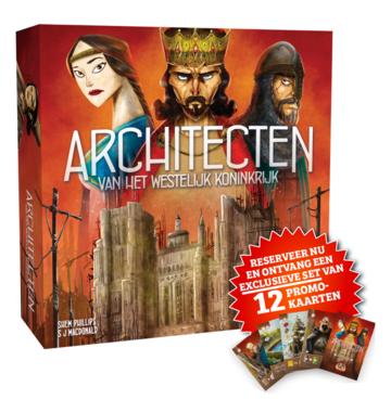 Architecten van het Westelijk Koninkrijk [+ PROMODECK]