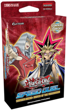 Yu-Gi-Oh! Speed Duel Starter Decks: Match of the Millennium