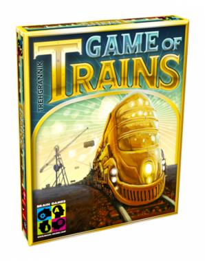 Game of Trains [NL-ENG]