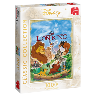 Disney Classic Collection: The Lion King - Puzzel (1000)