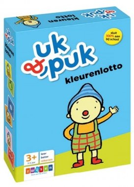 Uk & Puk: Kleurenlotto