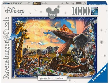 Disney Collector's Edition: The Lion King - Puzzel (1000)