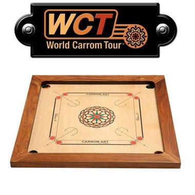 Carrom: WCT Ellora (70 x 70 cm)