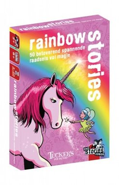 Black Stories Junior: Rainbow Stories