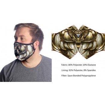Face Mask: Champion