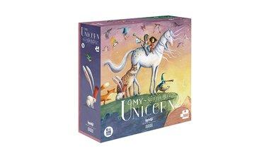 My Unicorn - Glitter Puzzel (350)