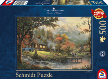 Idyllisch Moment - Puzzel (500)
