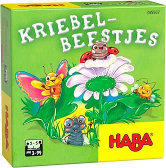 Kriebelbeestjes (3+)