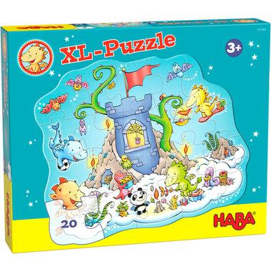 Draak Fonkelvuur: Puzzel-party - XL-Puzzle (3+)