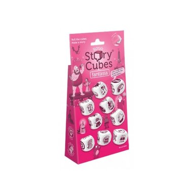 Rory's Story Cubes: Fantasia [BLISTER]