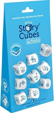 Rory's Story Cubes: Actions [BLISTER]