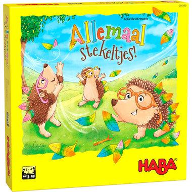 Hedgehog Haberdash (3+)