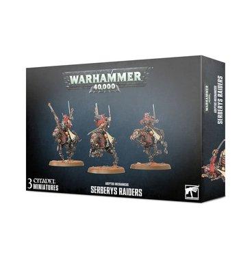 Warhammer 40,000 - Adeptus Mechanicus Serberys Raiders