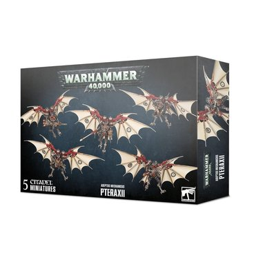 Warhammer 40,000 - Adeptus Mechanicus Pteraxii Sterylizors/Pteraxii Skystalkers