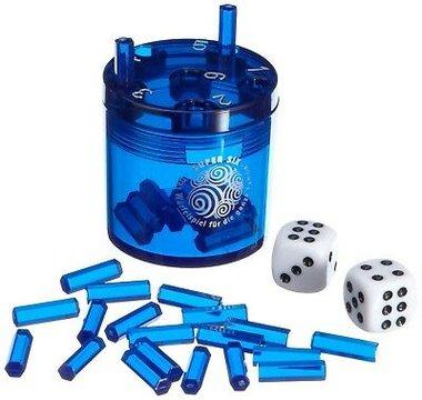 Super Six (Blauw)