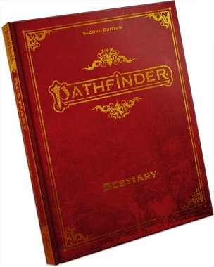 Pathfinder: Bestiary (2nd Special Edition)