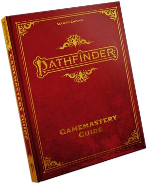 Pathfinder: Gamemastery Guide (2nd Special Edition)