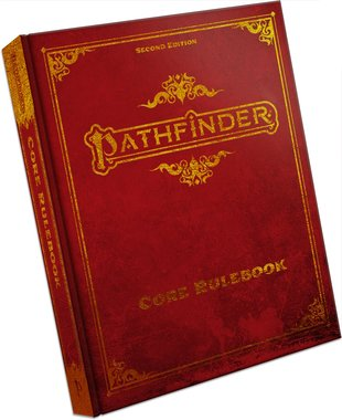 Pathfinder: Core Rulebook (2nd Special Edition)