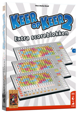 Keer op Keer 2: Scoreblokken