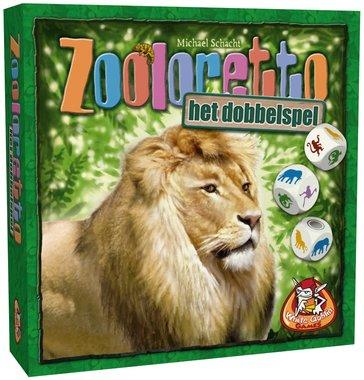 Zooloretto: Het Dobbelspel