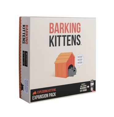 Exploding Kittens: Barking Kittens [ENG]