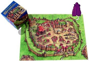 Mini-Uitbreiding Carcassonne: The Count of Carcassonne