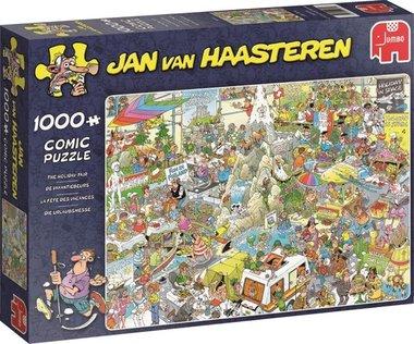 De Vakantiebeurs - Jan van Haasteren Puzzel (1000)