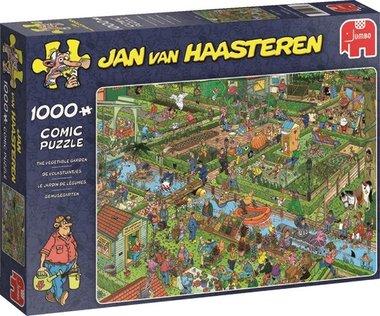 De Volkstuintjes - Jan van Haasteren Puzzel (1000)
