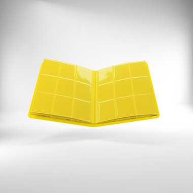 Casual Album: 18 Pocket (Gamegenic) - Yellow