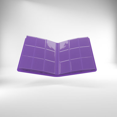 Casual Album: 18 Pocket (Gamegenic) - Purple