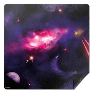 Playmat: Galaxy (92x92cm)