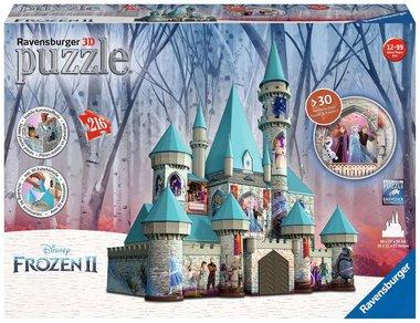 Frozen 2 Kasteel - 3D Puzzel (216)