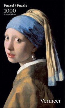 Meisje met de parel - Puzzel (1000)