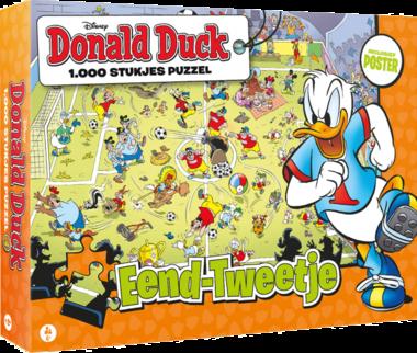 Donald Duck 4: Eend-Tweetje - Puzzel (1000)