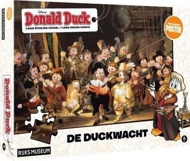 Donald Duck: De Duckwacht - Puzzel (1000)