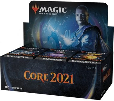 MTG: Core Set 2021 Boosterbox