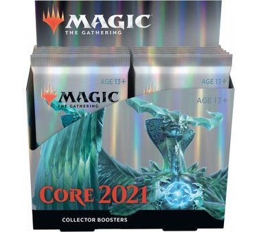 MTG: Core Set 2021 Collector Boosterbox