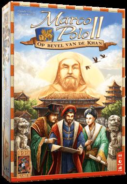 Marco Polo II: Op bevel van de Khan [NL]