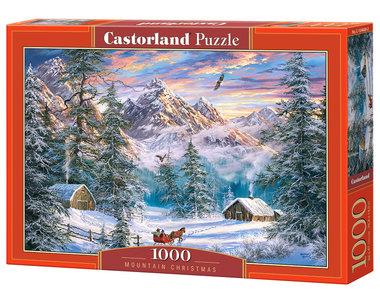 Mountain Christmas - Puzzel (1000)