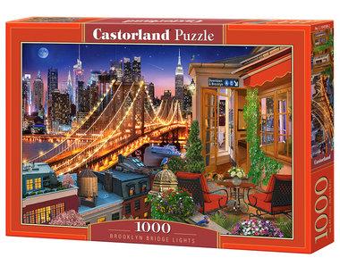 Brooklyn Bridge Lights - Puzzel (1000)