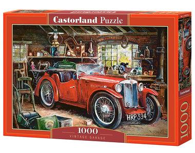 Vintage Garage - Puzzel (1000)
