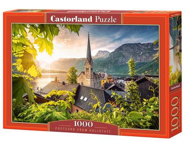 Postcard from Hallstatt - Puzzel (1000)