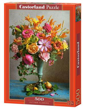 Autumn Flowers - Puzzel (500)