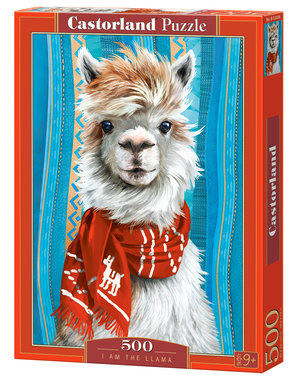 I am the Llama - Puzzel (500)