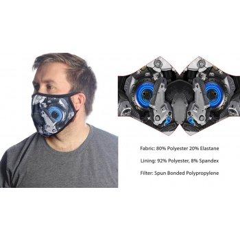 Face Mask: Mecha