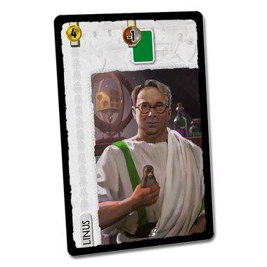 Promo 7 Wonders: Leaders (Linus)