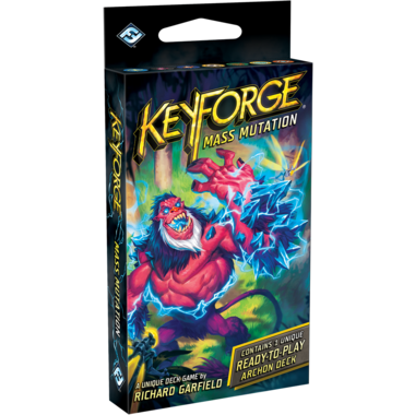 KeyForge: Mass Mutation (Deck)